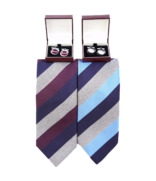 Ties and Cuff Links